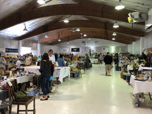 Gibsons Curling Club Flea Markets