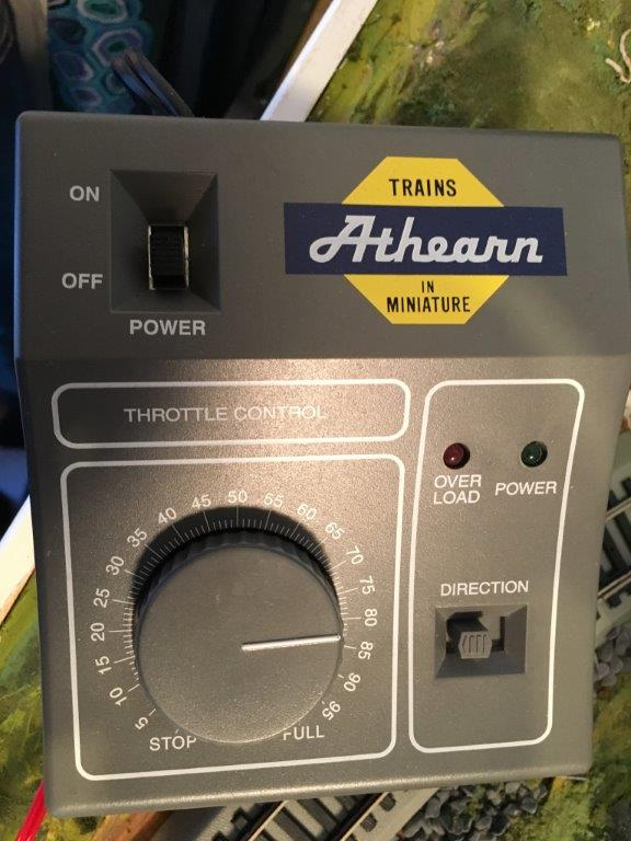 Athearn Train Controller