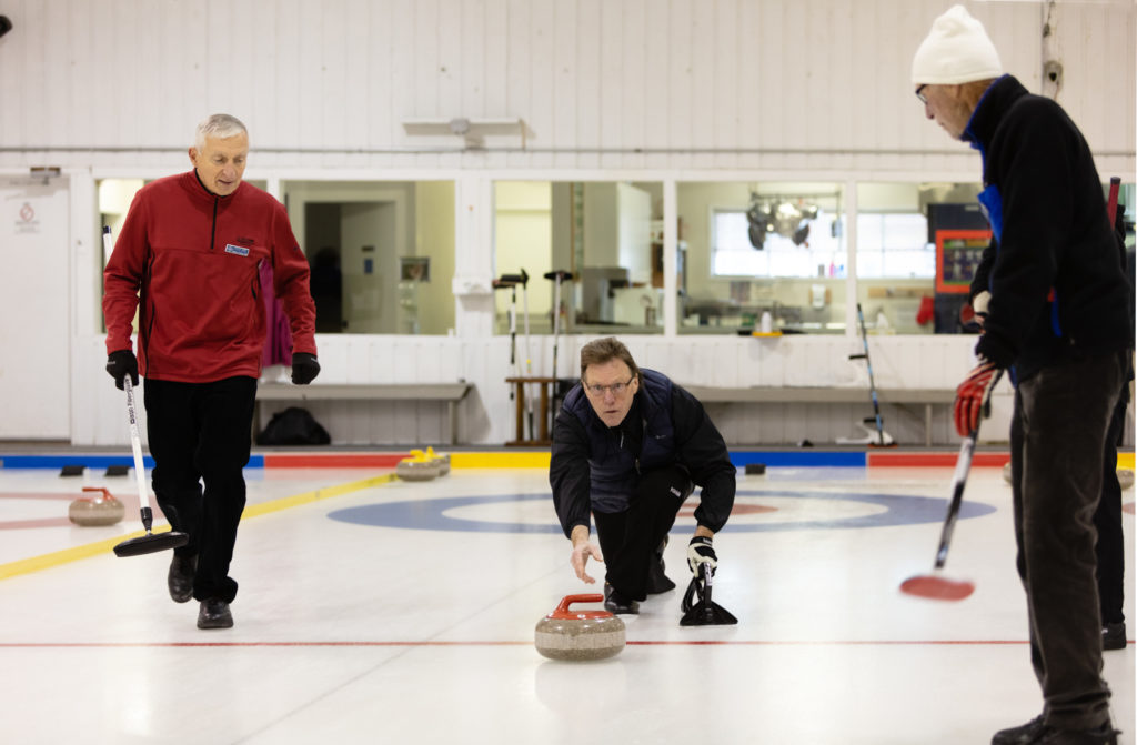 Gibsons Curling Club BC