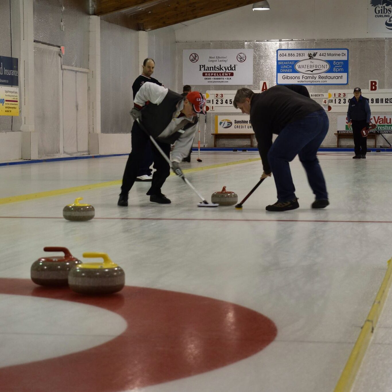 Gibsons Curling Club Leagues
